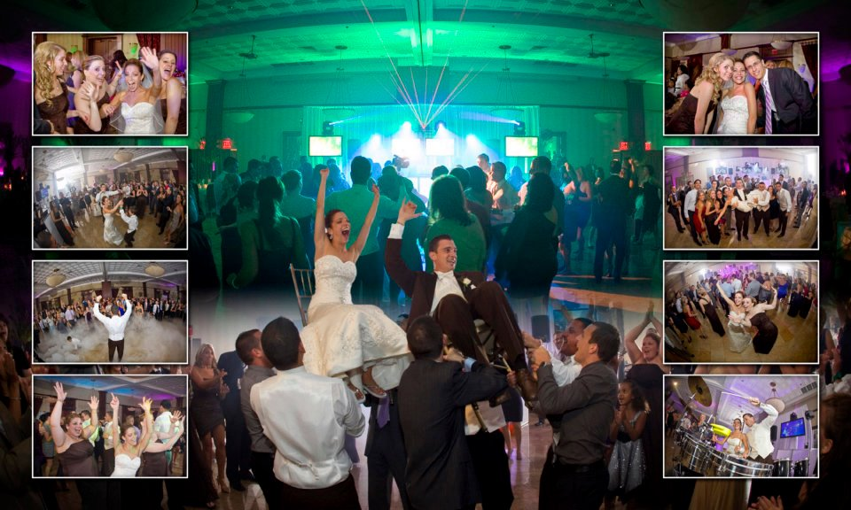 How much is a wedding dj in NJ