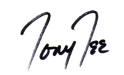 Tee Signature