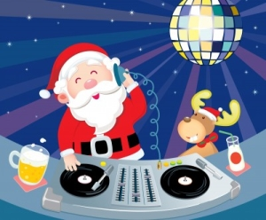 SCE DJ Holiday Party