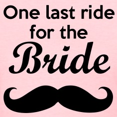 One-last-ride-for-the-Bride-Bachelorette-Women-s-T-Shirts