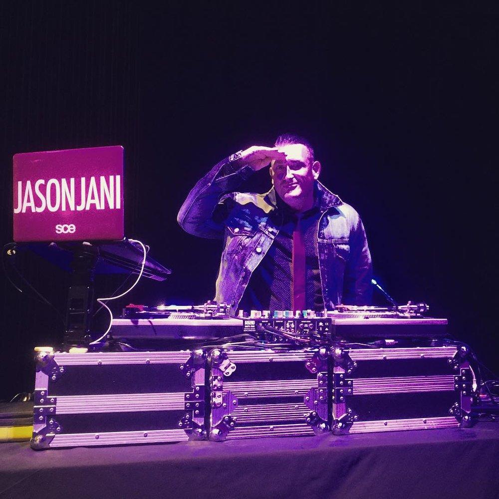 Jason Jani SCE