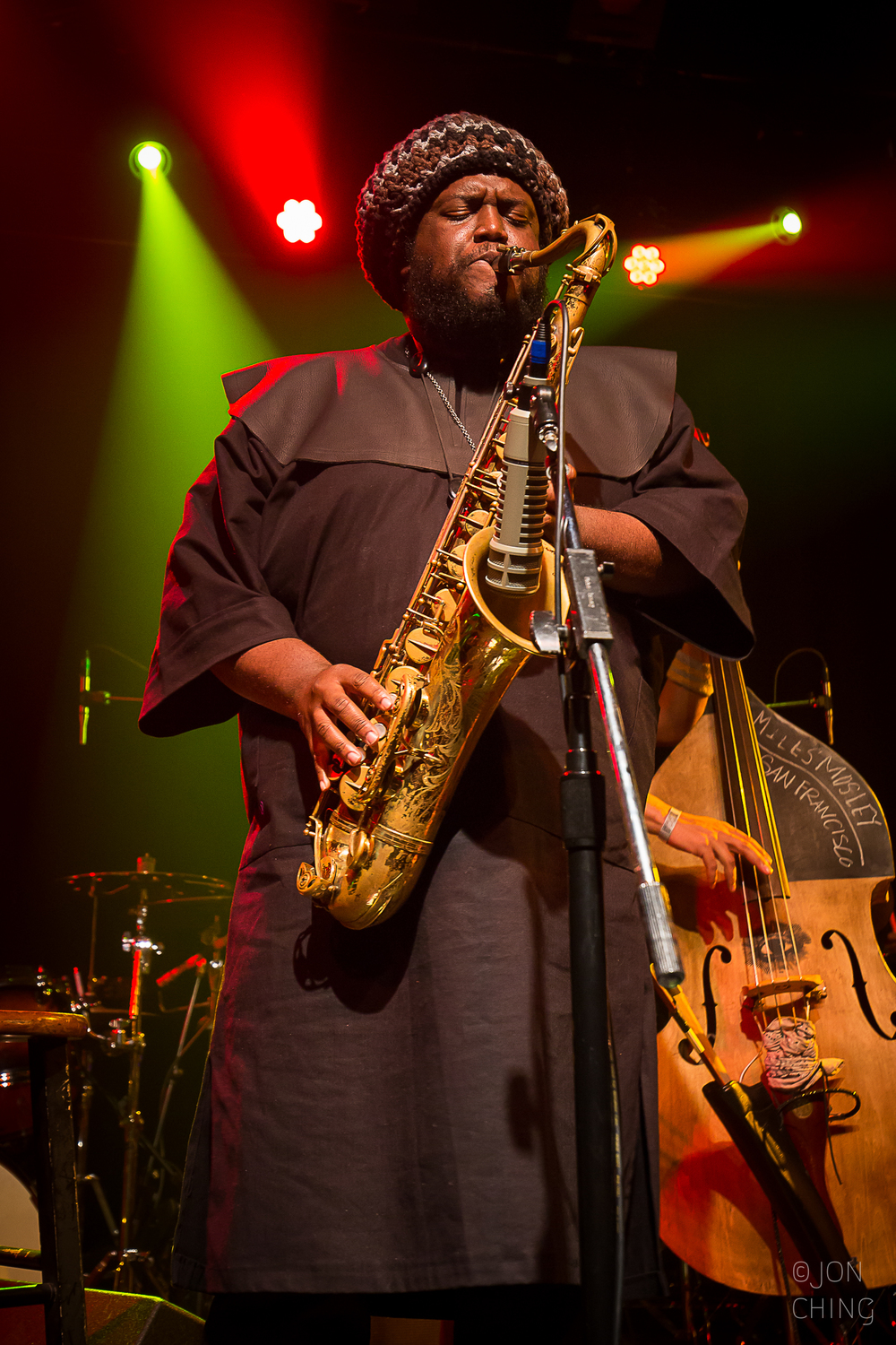 Kamasi Washington, The Independent, 2016