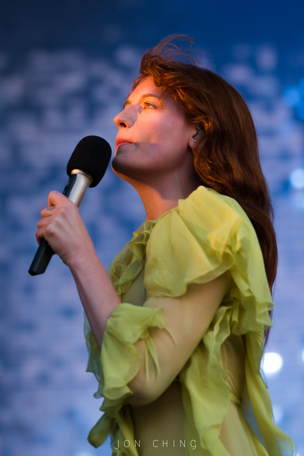 Florence + The Machine, BottleRock Napa Valley, 2016