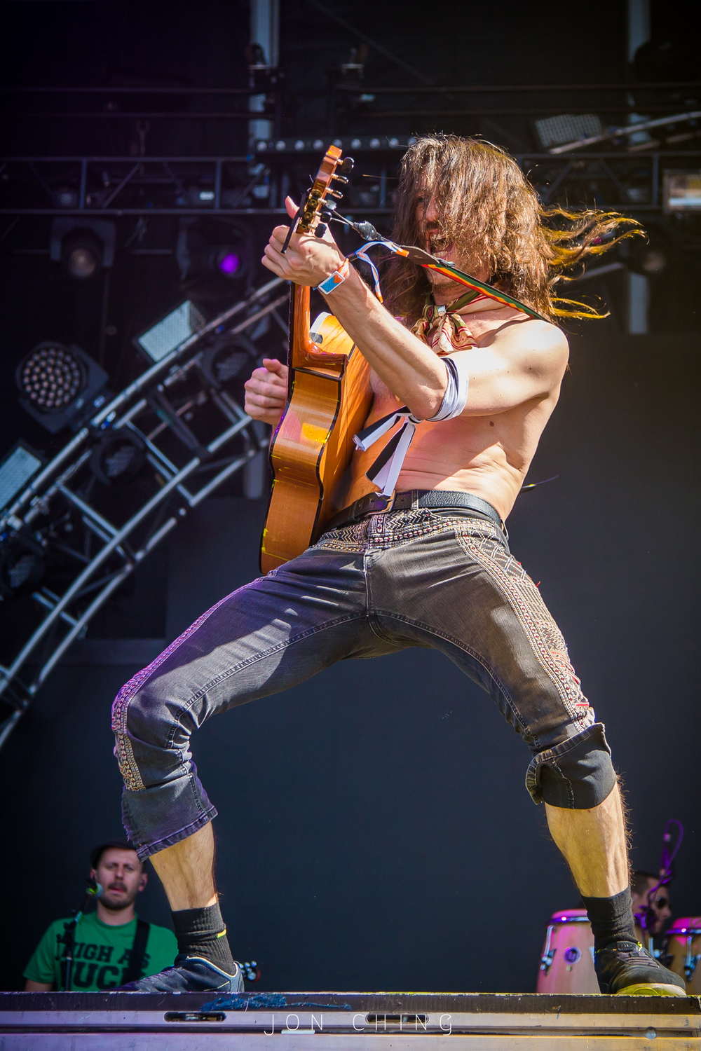 Gogol Bordello, BottleRock Napa Valley, 2016