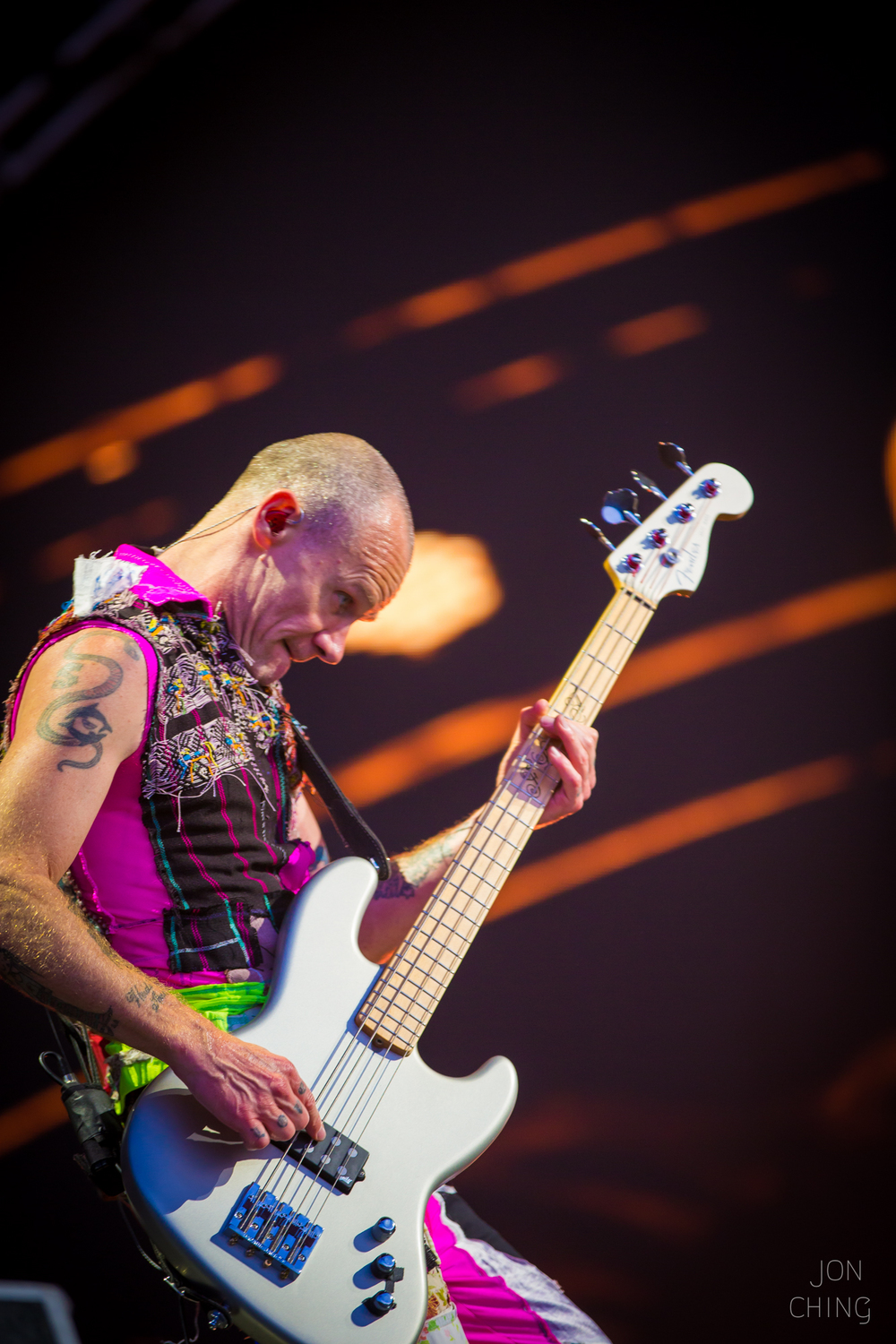 Red Hot Chili Peppers, BottleRock Napa Valley, 2016