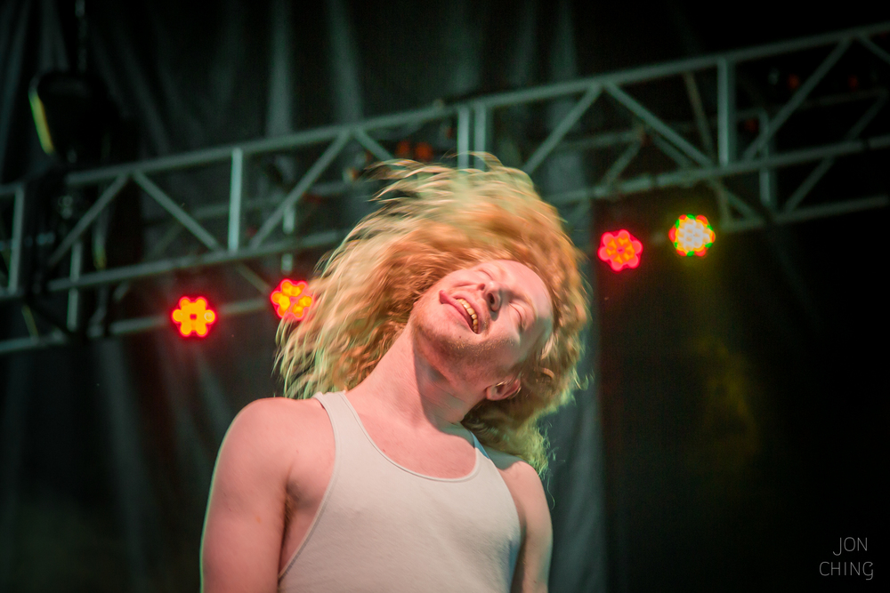 The Orwells, BottleRock Napa Valley, 2016