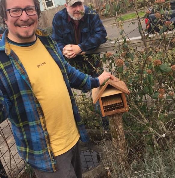 - tiny home movement hits Filomena Farm