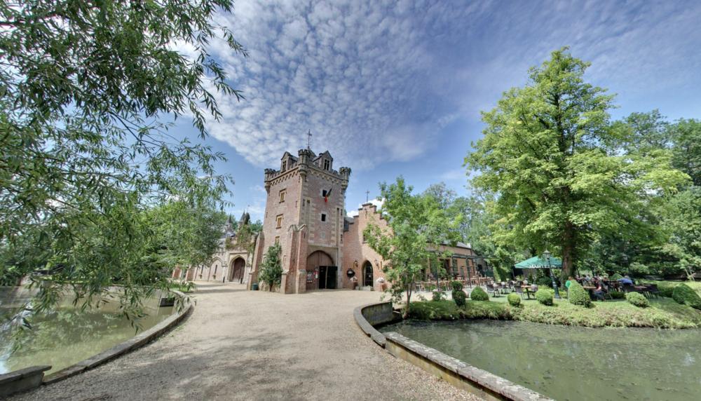 Virtual Tour - Château de la Motte