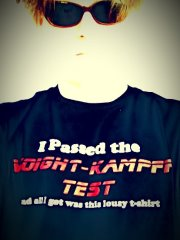 Voight-Kampff Test Shirt