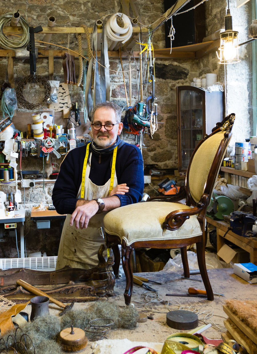"STUART GROVE - UPHOLSTERER   The following is placeholder text known as ""lorem ipsum,"" which is scrambled Latin used by designers to mimic real copy. Phasellus sodales massa malesuada tellus fringilla, nec bibendum tellus blandit. Mauris id fermentum nulla. Vivamus sit amet semper lacus, in mollis libero. Phasellus sodales massa malesuada tellus fringilla, nec bibendum tellus blandit."