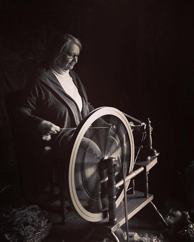#spinner #Dartmoor #spinning #spinningwheel