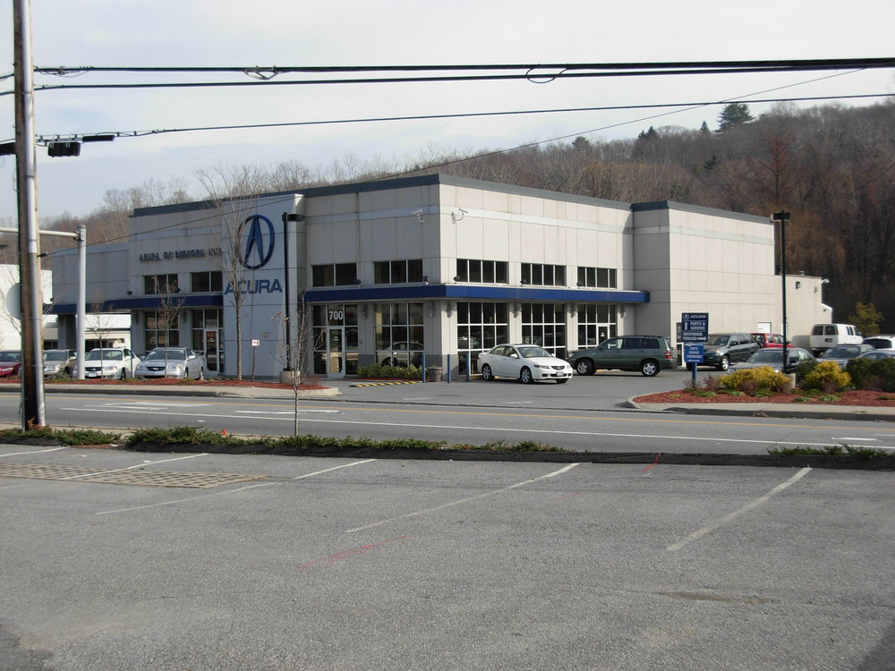 Car Dealerships — Dov Hadas Architect on