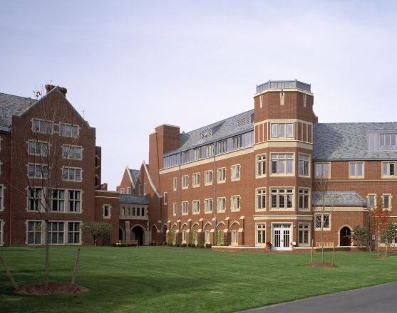 The Taft School New Residence Hall