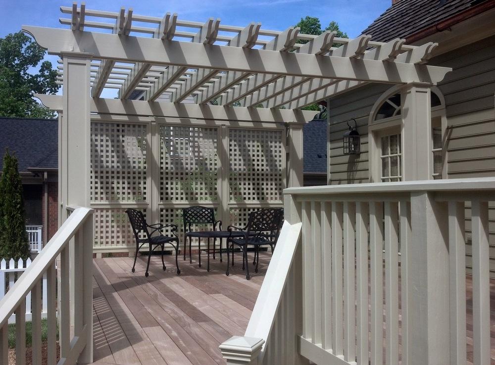 Porch Pergola