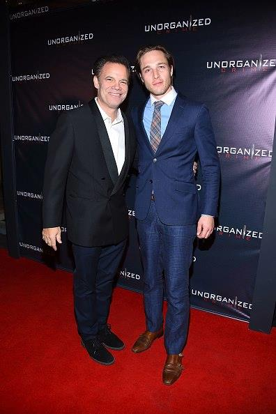 Unorganized Crime premier with co-creator Kenny D'Aquila
