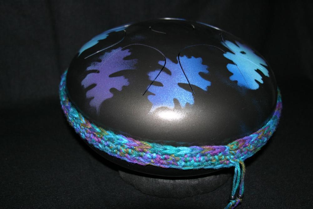Custom Steel Tongue Drum