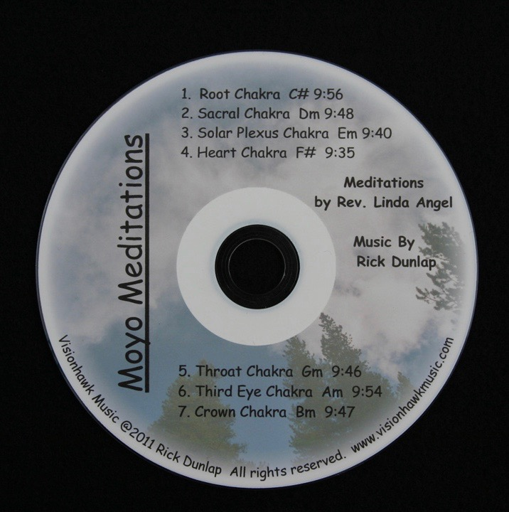 Moyo Meditations CD