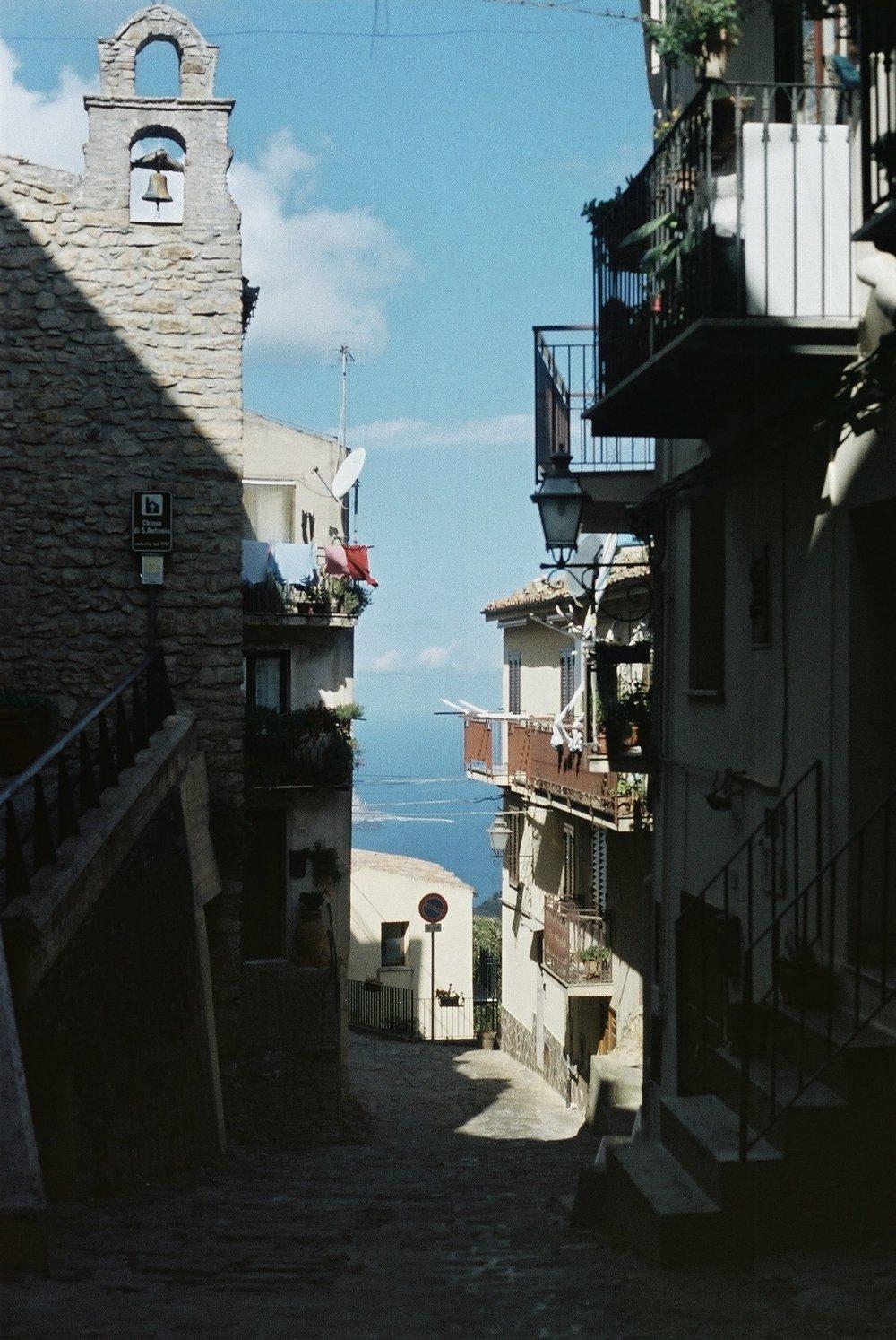 Pollina, Sicily