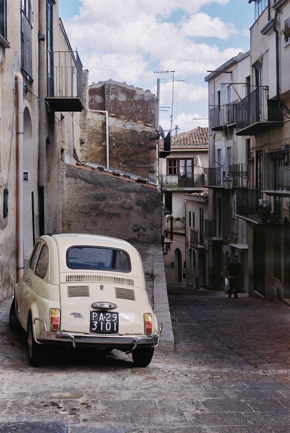 Castelbuono, Sicily