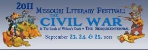 2011 Missouri Literary Festival, Springfield, Missouri