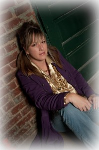 Novelist Jennifer Jakes