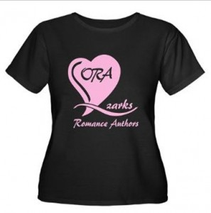 Ozarks Romance Authors T-shirt