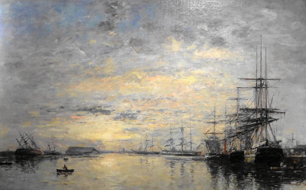 Le Havre, Bassin De L'eure