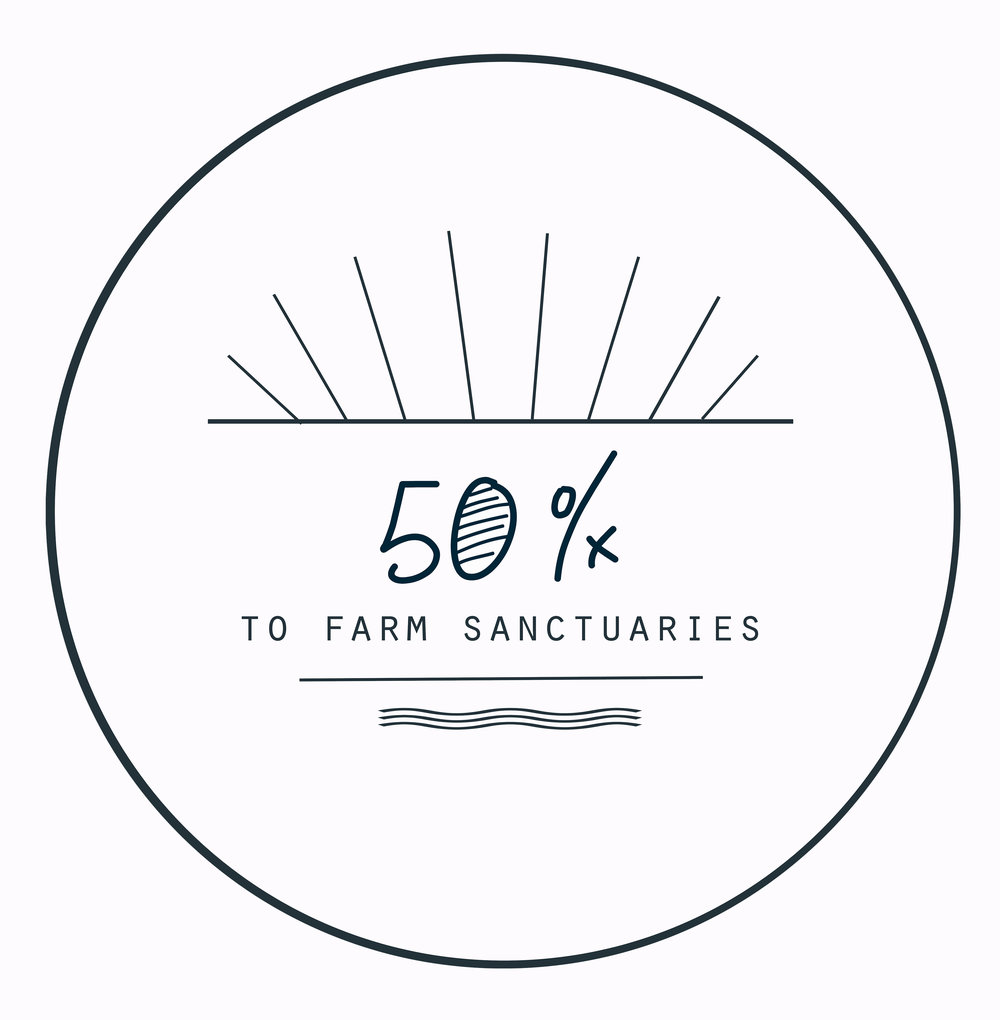 50% to farm sanctuaries pink.jpg