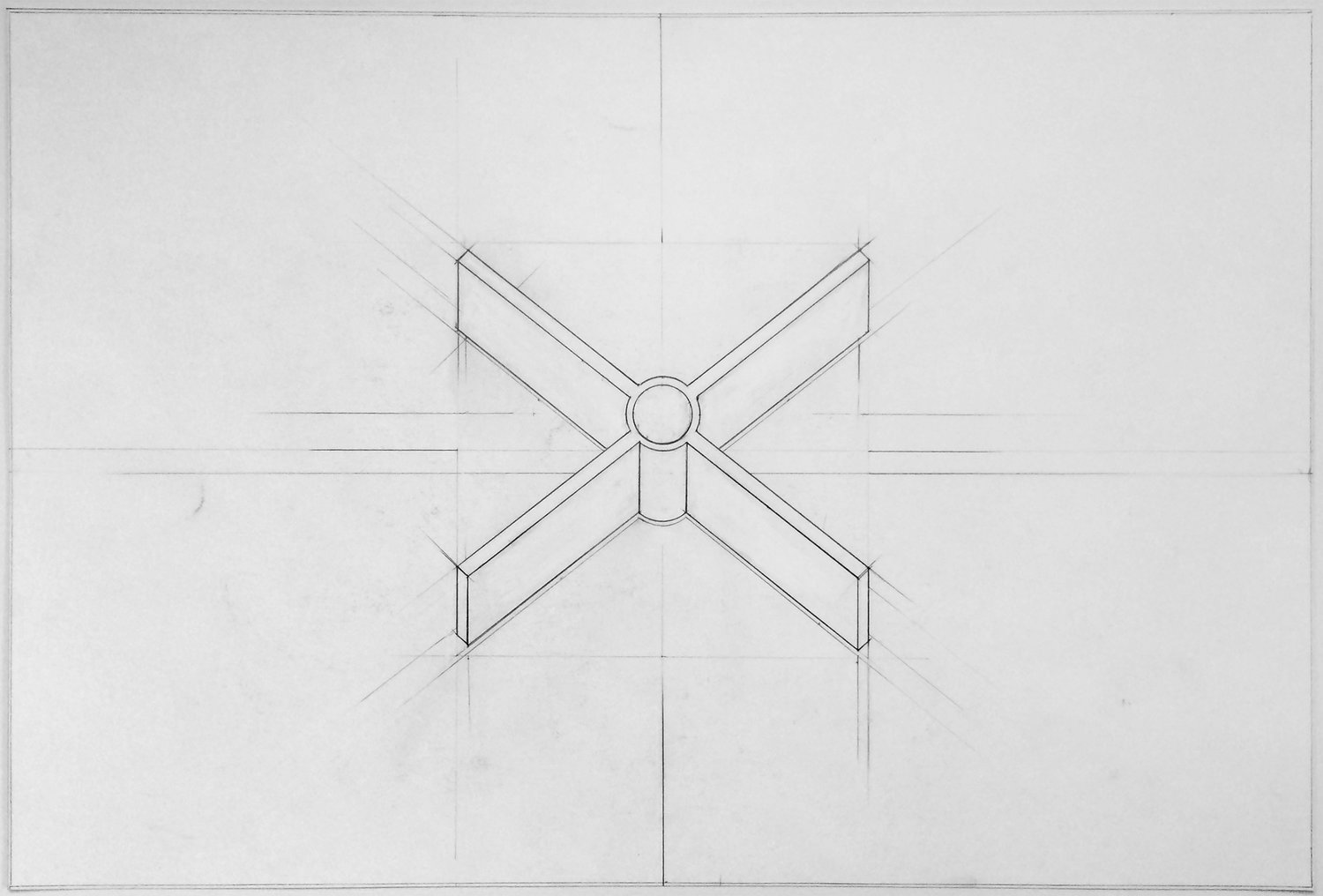 Shows 5 Cooper Wiring Diagrams Mini Diagram Jensen Tom Miller Observational Architecture 18 X 25 1 2 Inches Graphite On Bristol 2017