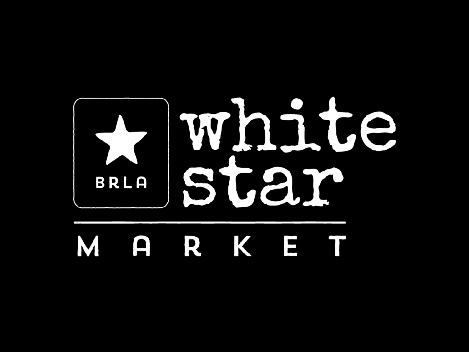 white star market