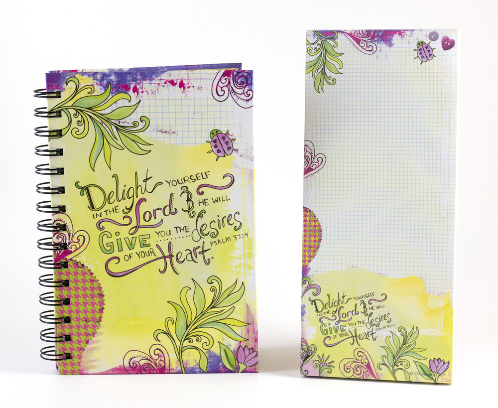 Teen Journal & Notepad