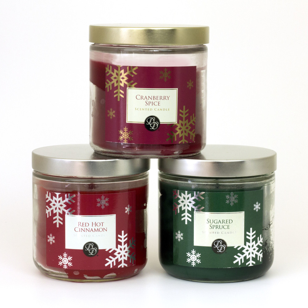 Darsee & David's Scented Candles