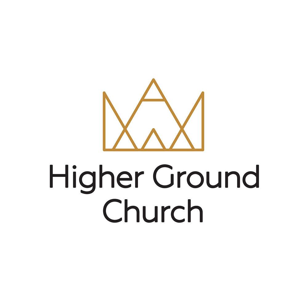 Higher Ground Church Logo