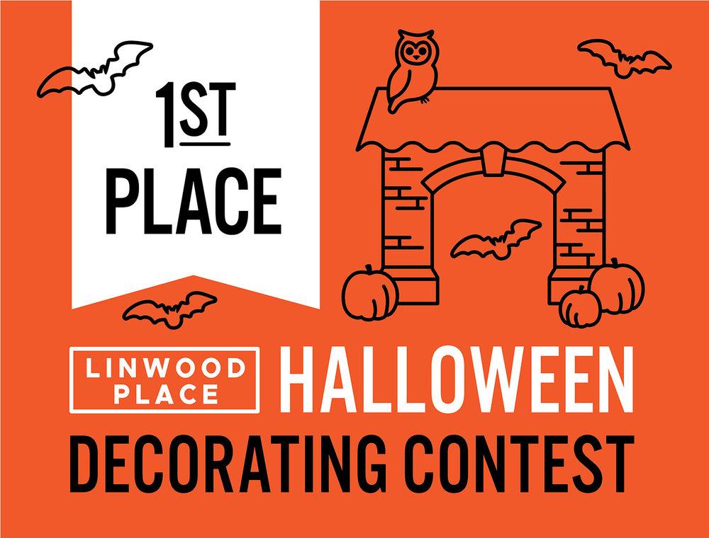 Halloween Decor Contest Graphic
