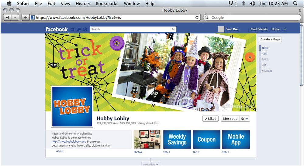 Halloween FB Cover Image