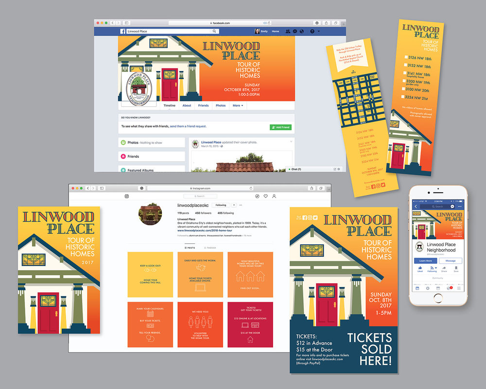 Linwood Home Tour Collateral