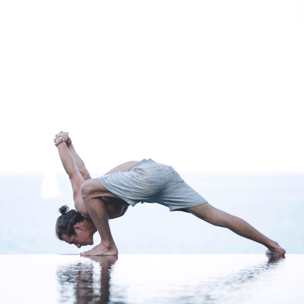 Dan Morgan Yoga | DCMLifestyle & Yoga | Humble Warrior