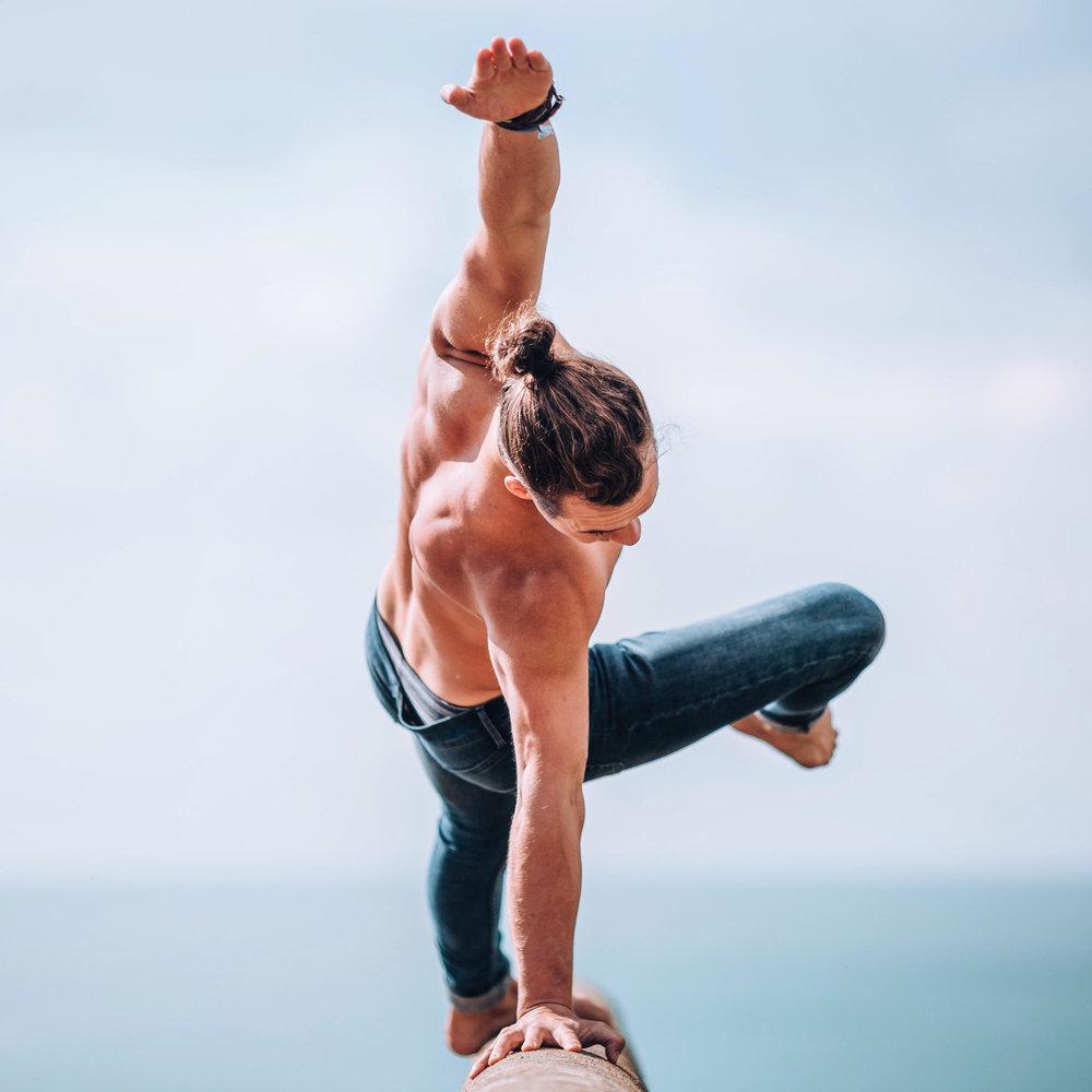 Dan Morgan Yoga | DCMLifestyle & Yoga | Brighton Yoga