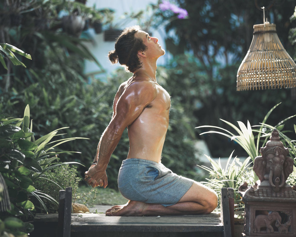 Dan Morgan Yoga | DCMLifestyle & Yoga |