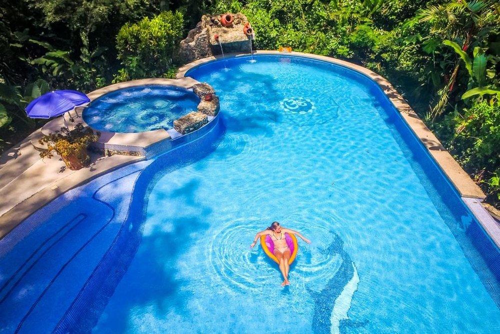The Goddess Garden Costa Rica | DCMLifestyle & Yoga | Yoga
