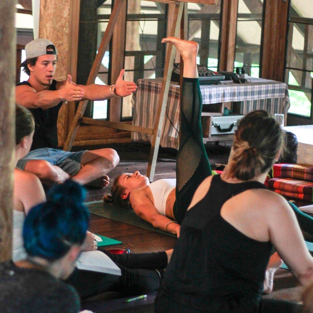 Dan Morgan Yoga   Dan Morgan Massage   DCM Lifestyle Yoga
