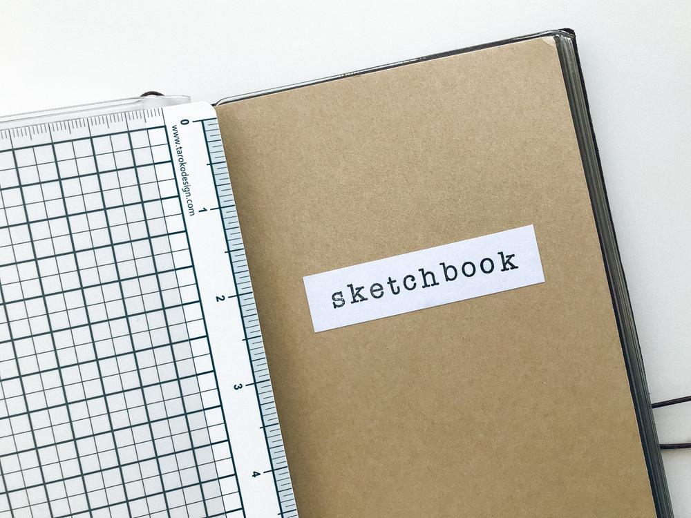 sarica_studio_sketchbook_travelers_notebook