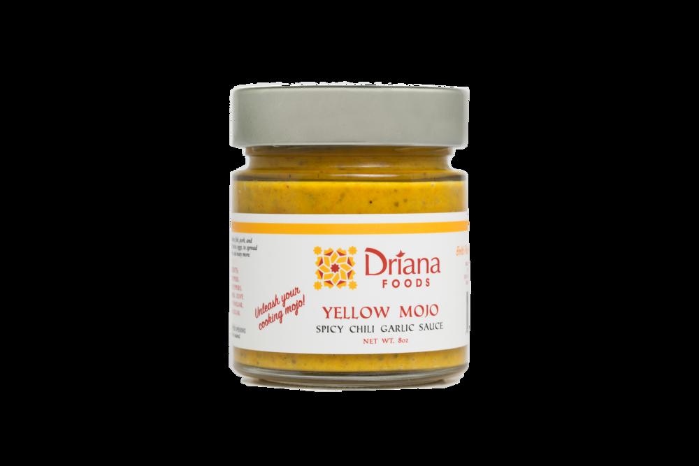 Yellow Mojo Recipes