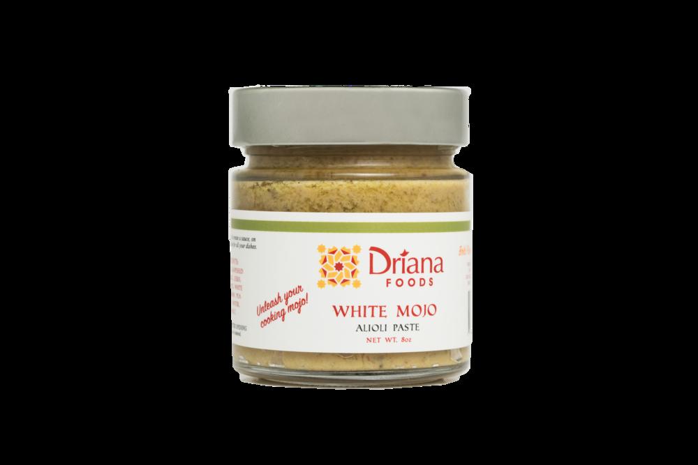 White Mojo Recipes