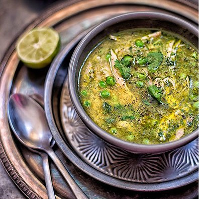 Peruvian Green Soup