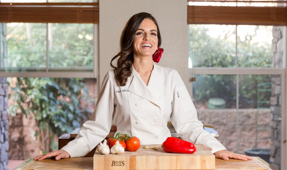 Chef Adriana Product Creator