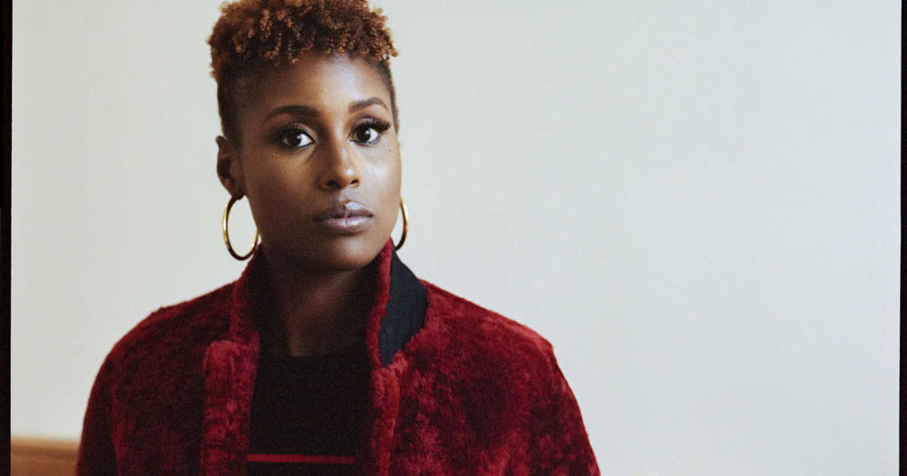 Issa Rae, photo by NY Mag