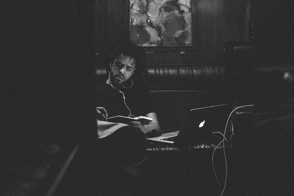 J Cole, photo by Billboard