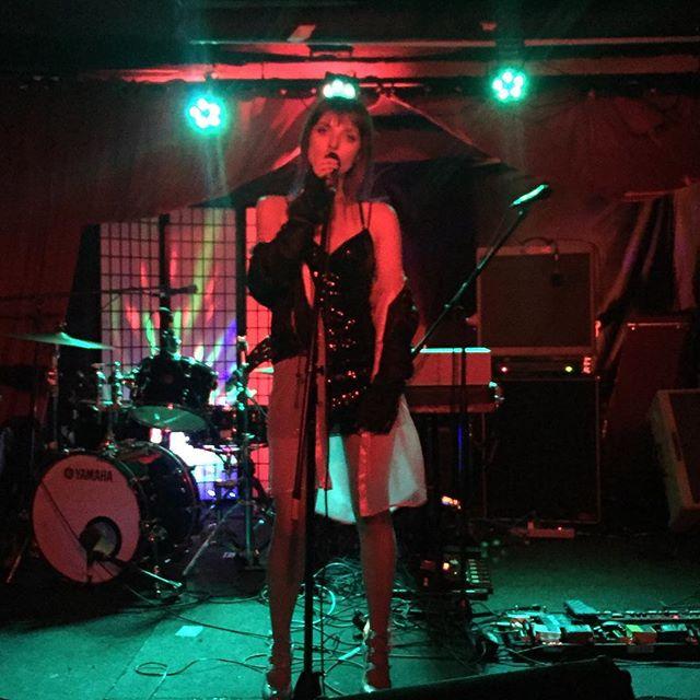 Kay Love kicking us off! XO . . . #toronto #music #indie #torontoindie #musicislife #adimsagency #yyz #tdot #live