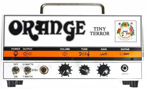 This was the amp in question. Does not have reverb...